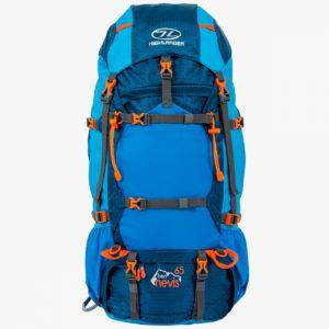 Ben Nevis 65L Rucksack Blue, 65LRUC245-BL