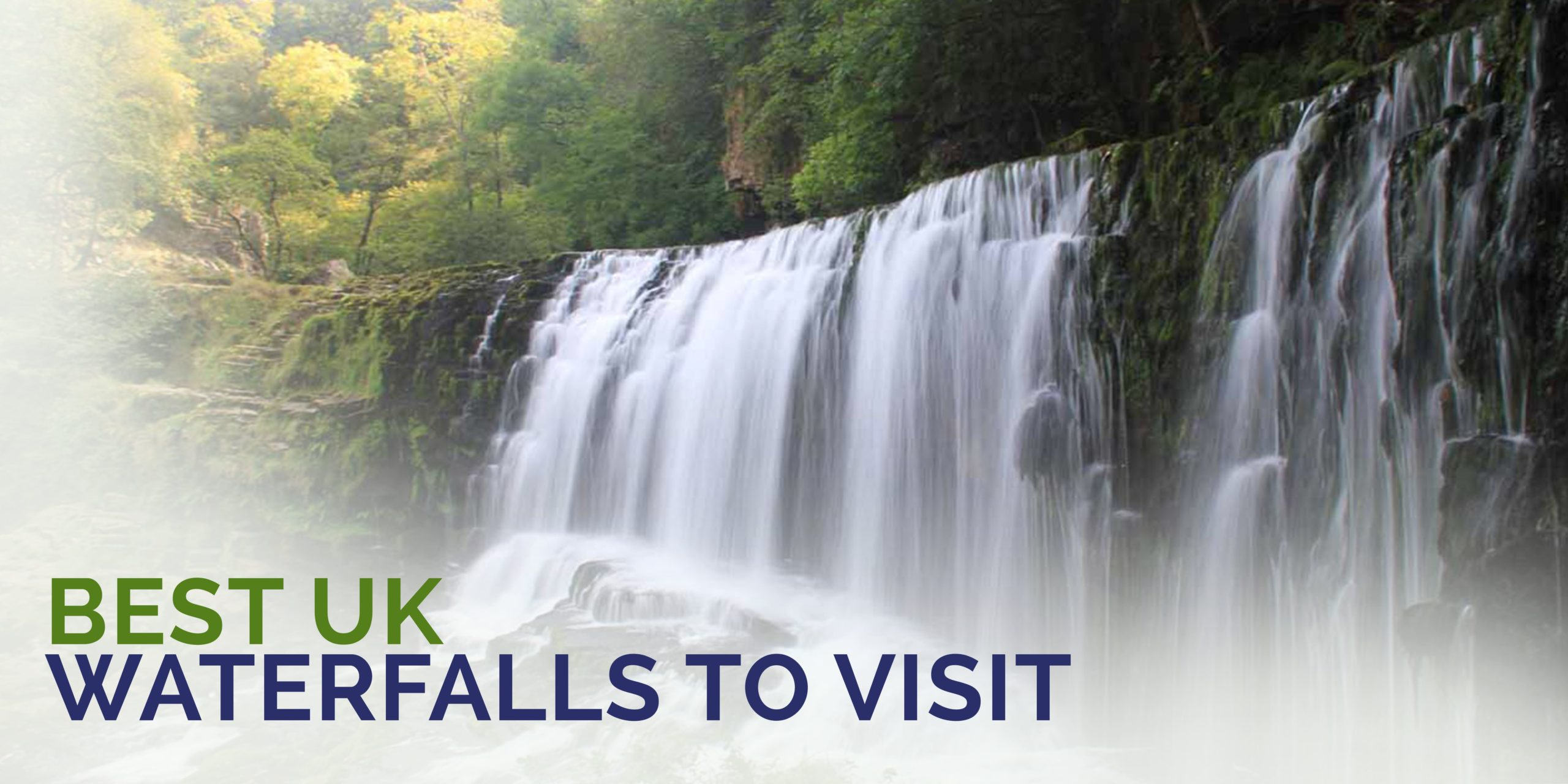 Best uk waterfalls to visit
