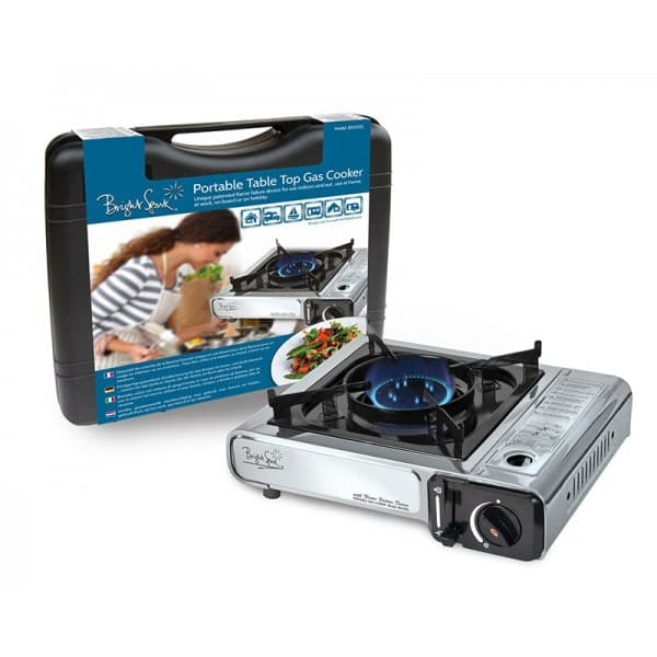 Brightspark BS100S Portable Table Top Gas Cooker BS0723S