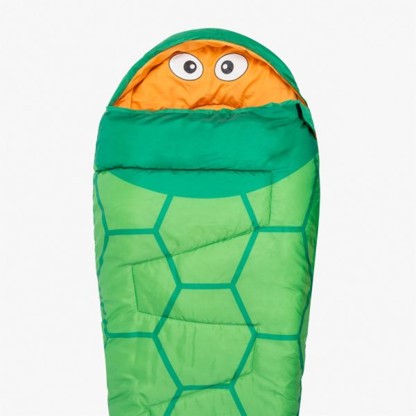 Creature Mummy Bag, Green Turtle SB230Y-GN