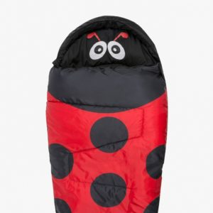 Creature Mummy Bag, Red Ladybird SB230Y-RD