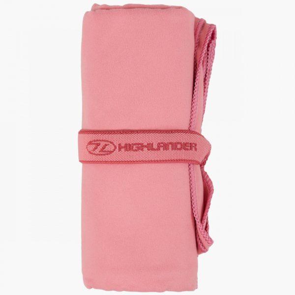Fibre Soft Towel Large Light Pink CS208-NB