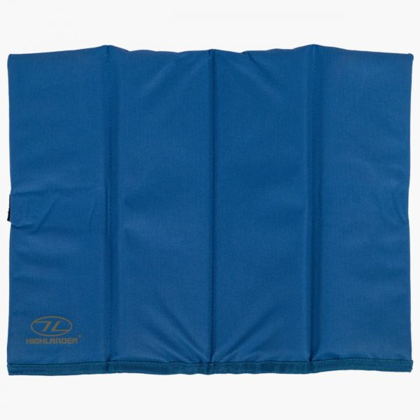 Folding Sit Mats, Blue SM010-BL