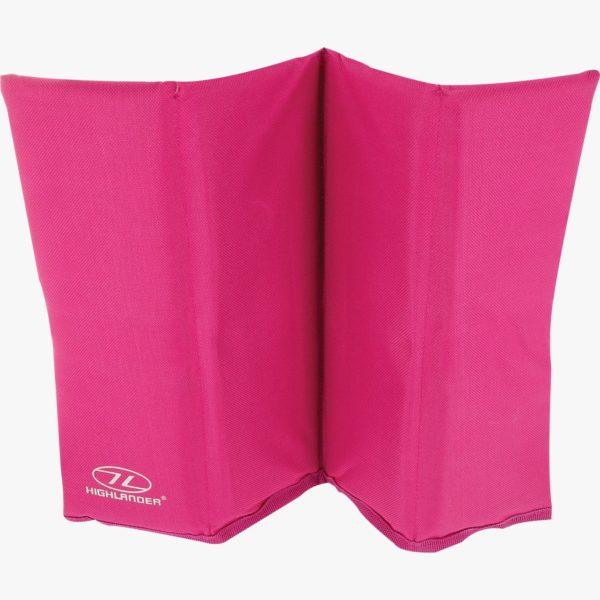 Folding Sit Mats, Pink SM010-PK