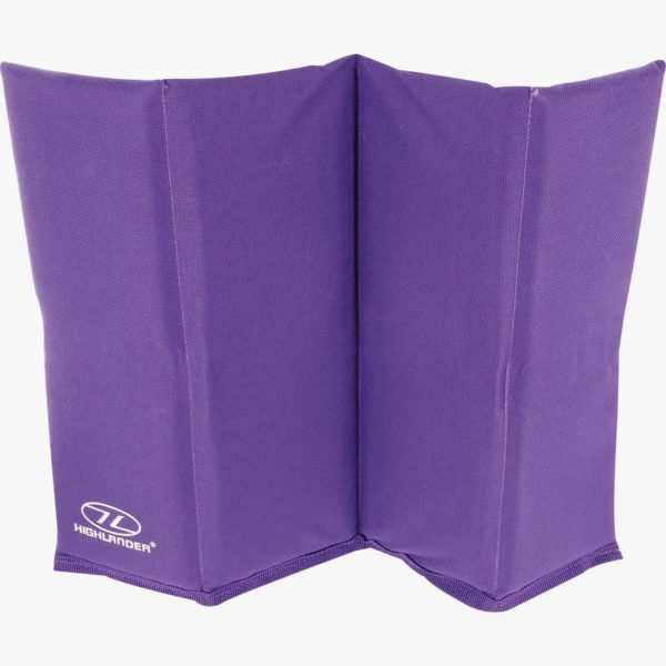 Folding Sit Mats, Purple SM010-PE