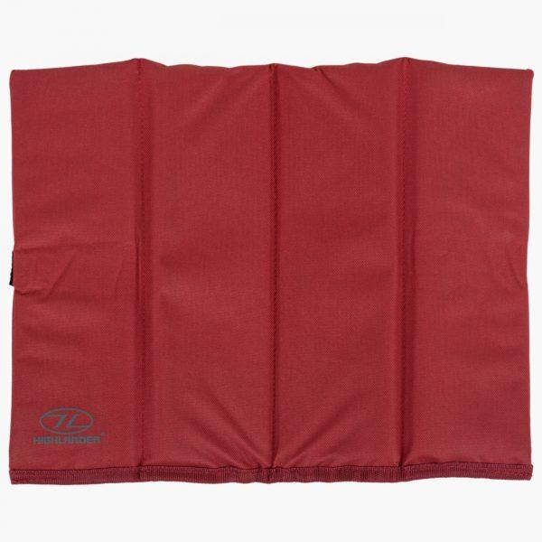 Folding Sit Mats, Red SM010-RD