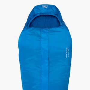 Higherlander Trekker 50 Sleeping bag SB235-BL