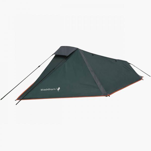 Highlander Blackthorn 1 Man Tent TEN131 Black