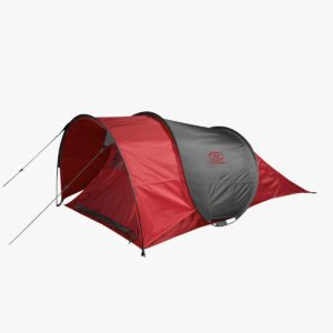 Highlander Bracken 2 person popup tent ten158-rd.gy
