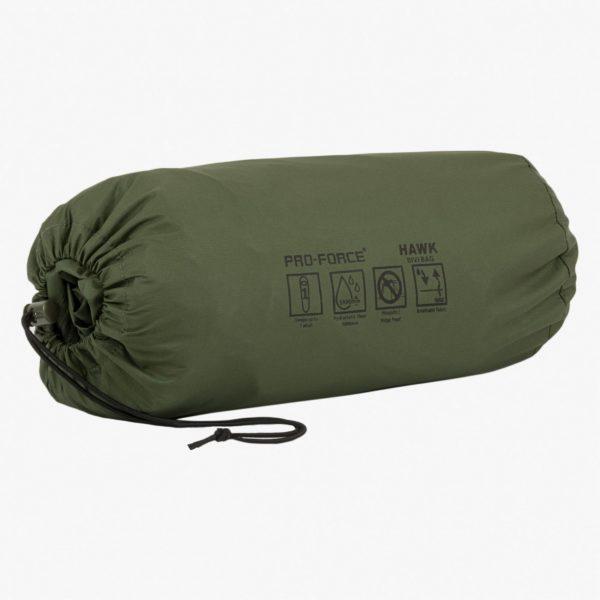 Highlander Hawk Bivvy Bag, Olive biv001-og-3
