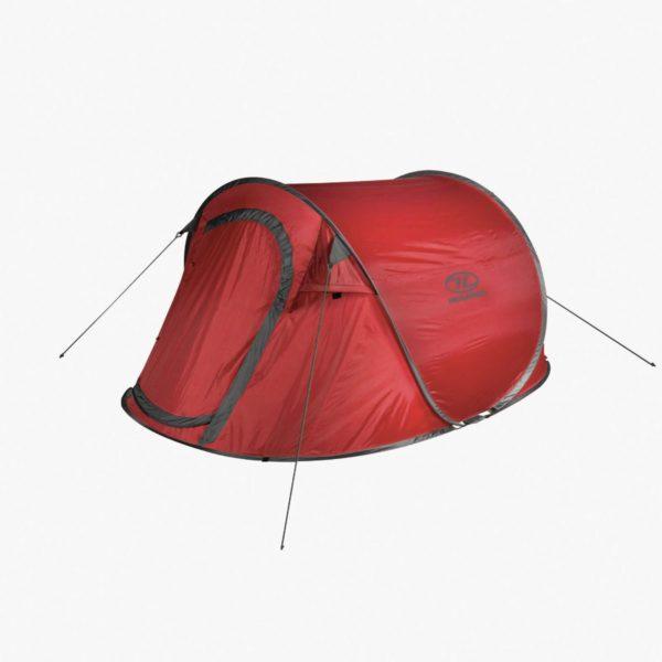 Highlander Heather Pop Up tent ten157-rd.gy