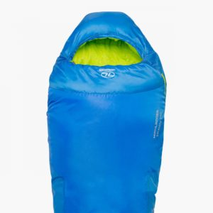 Highlander Serenity 250 Sleeping Bag SB185-BL