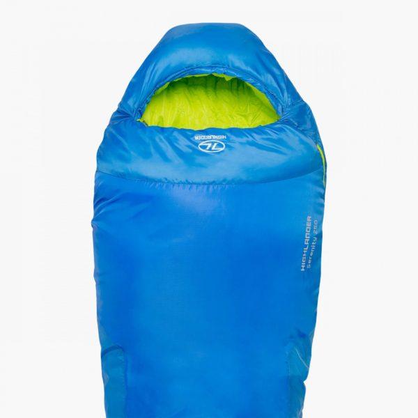 Highlander Serenity 250 Sleeping Bag SB185-BL