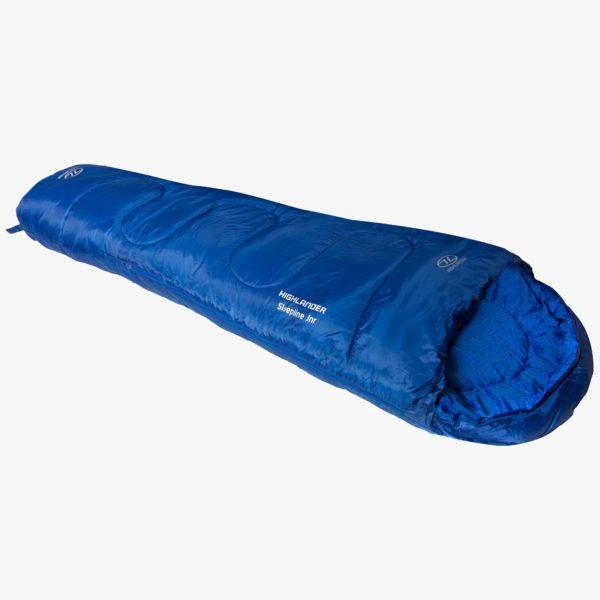 Highlander Sleepline Jnr 300 Mummy, Blue SB233Y-BL
