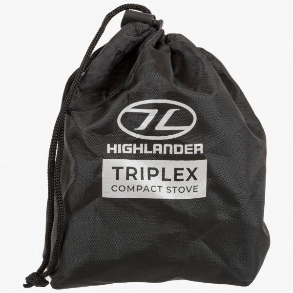 Highlander Triplex Compact Stove bag gas054-6