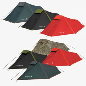 Highlander outdoor blackthorn 1 person tent all colours and szies TEN131-config