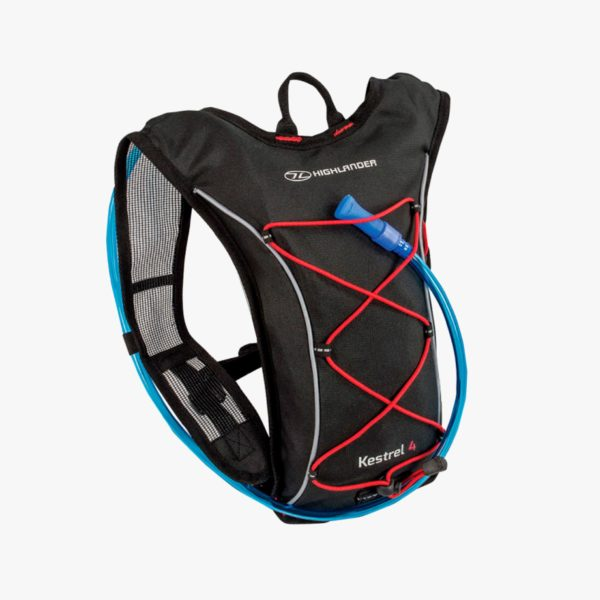 Kestrel 4 hydration backpack RUC084-RD