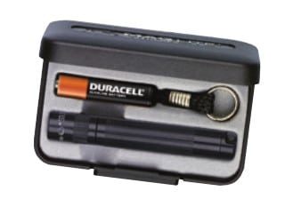 Maglite® SOLITAIRE® Incandescent 1AAA (Gift Box) 1 K3A012