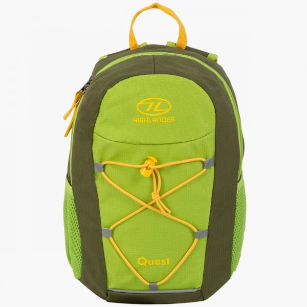 Quest Daysack, Lime DS173-GN