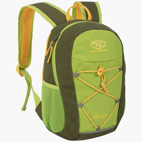 Quest Daysack, Lime db173-gn-2_1