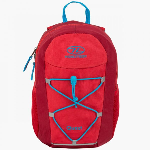 Quest Daysack, Red DS173-RD