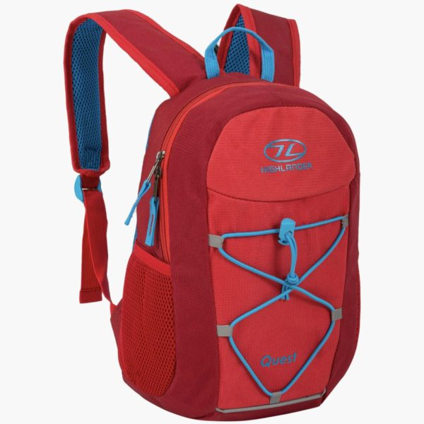 Quest Daysack, Red db173-rd-2