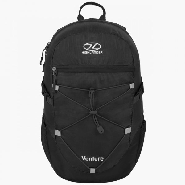 Venture Daysack, Black, 20L DS174-BK