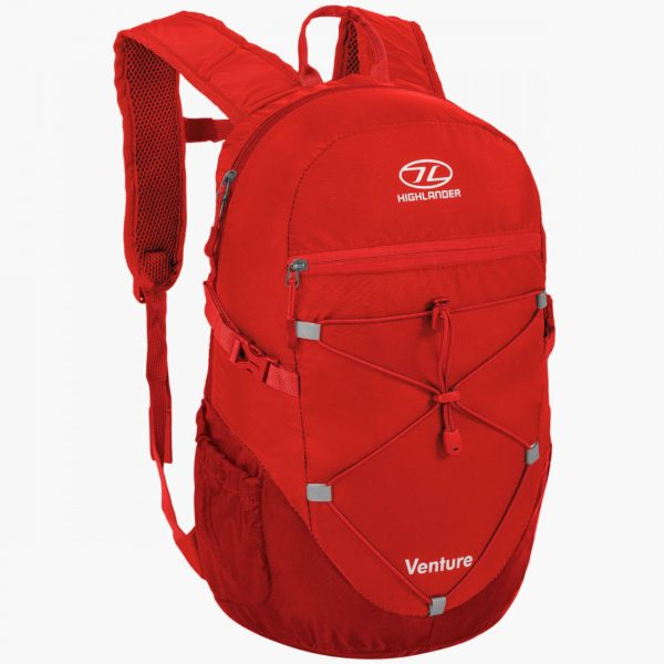 Venture Daysack, Red, 20L ds174-rd-2