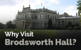 why visit brodsworth hall