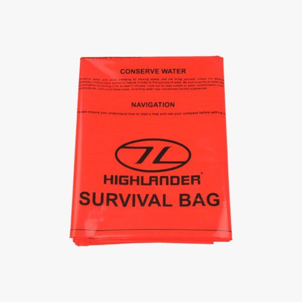 Double Survival Bivvy Bag, Orange CS036-OE