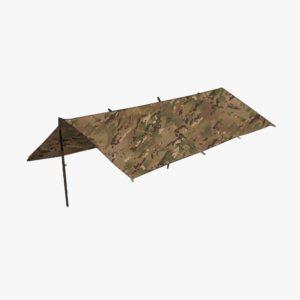 Highlander Basha Shelter MA100-HC