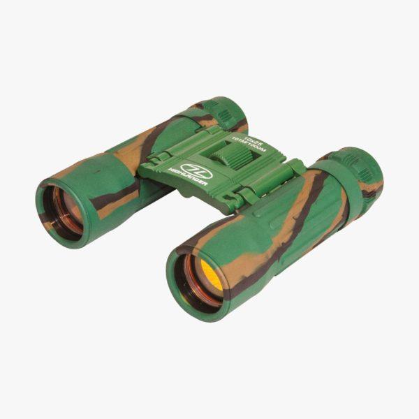 Highlander Dartmoor Binoculars, British Camo BIN002-BC