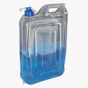 Highlander Flat Pack Water Carrier, 13L (with tap) CP139
