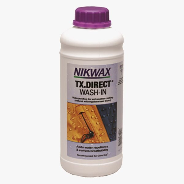 Nikwax Wash In Tx Direct, 1L NIK253