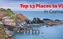 Top 13 places to visit in cornwall