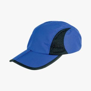 Trekker Cap With Pouch, Blue HAT175-BL
