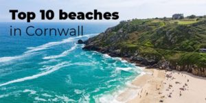 top 10 beaches in Cornwall