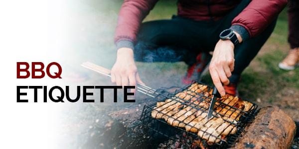 BBQ Etiquette