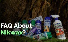 FAQ about Nikwax