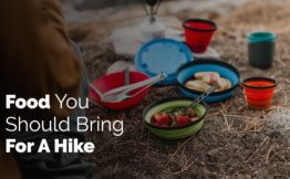 Food You Should Bring For A Hike
