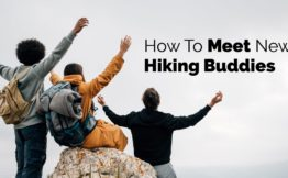 How To Meet New Hiking Buddies