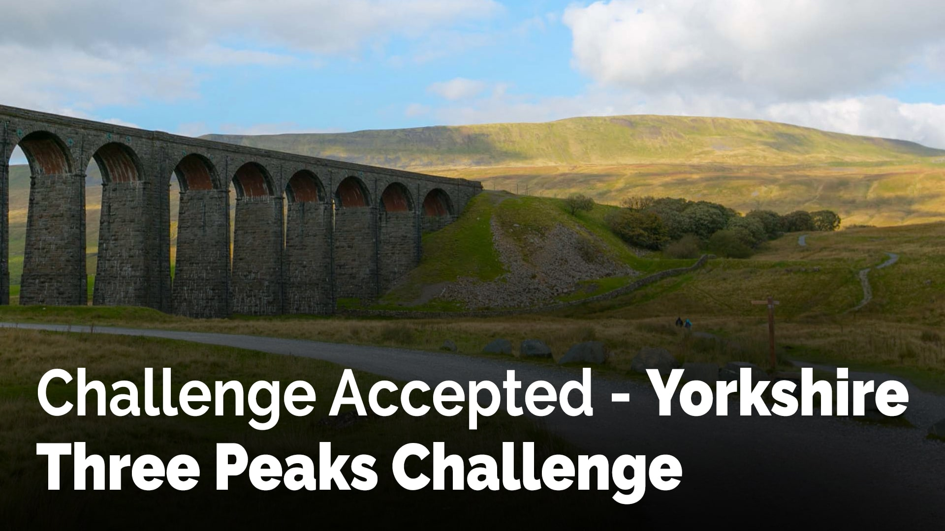Challenge Accepted - Yorkshire Three Peaks Challenge