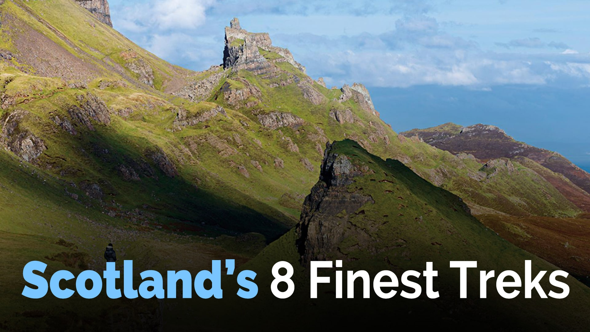 Scotlands 8 Finest Treks