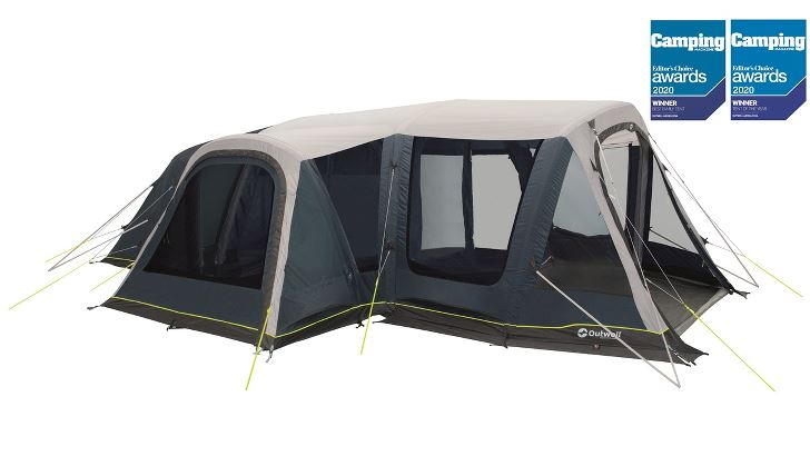 Outwell AIRVILLE 6SA Person family tent