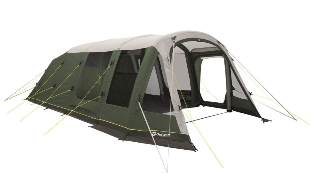 Outwell KNIGHTDALE 8PA person family tent