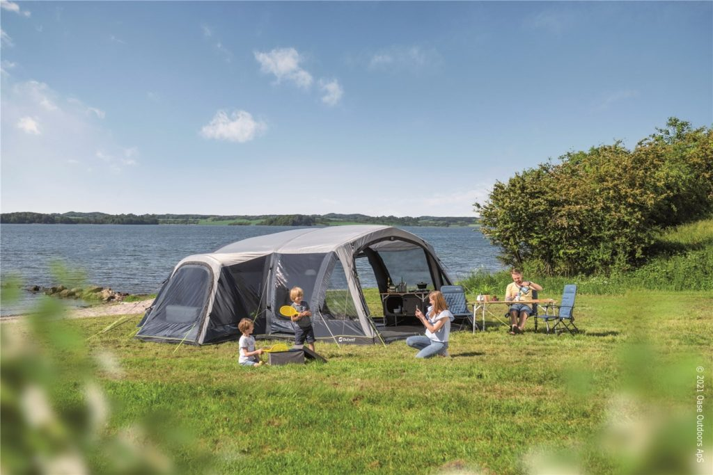 Outwell Tents Superior Air collection