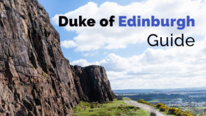Duke of Edinburgh Guide