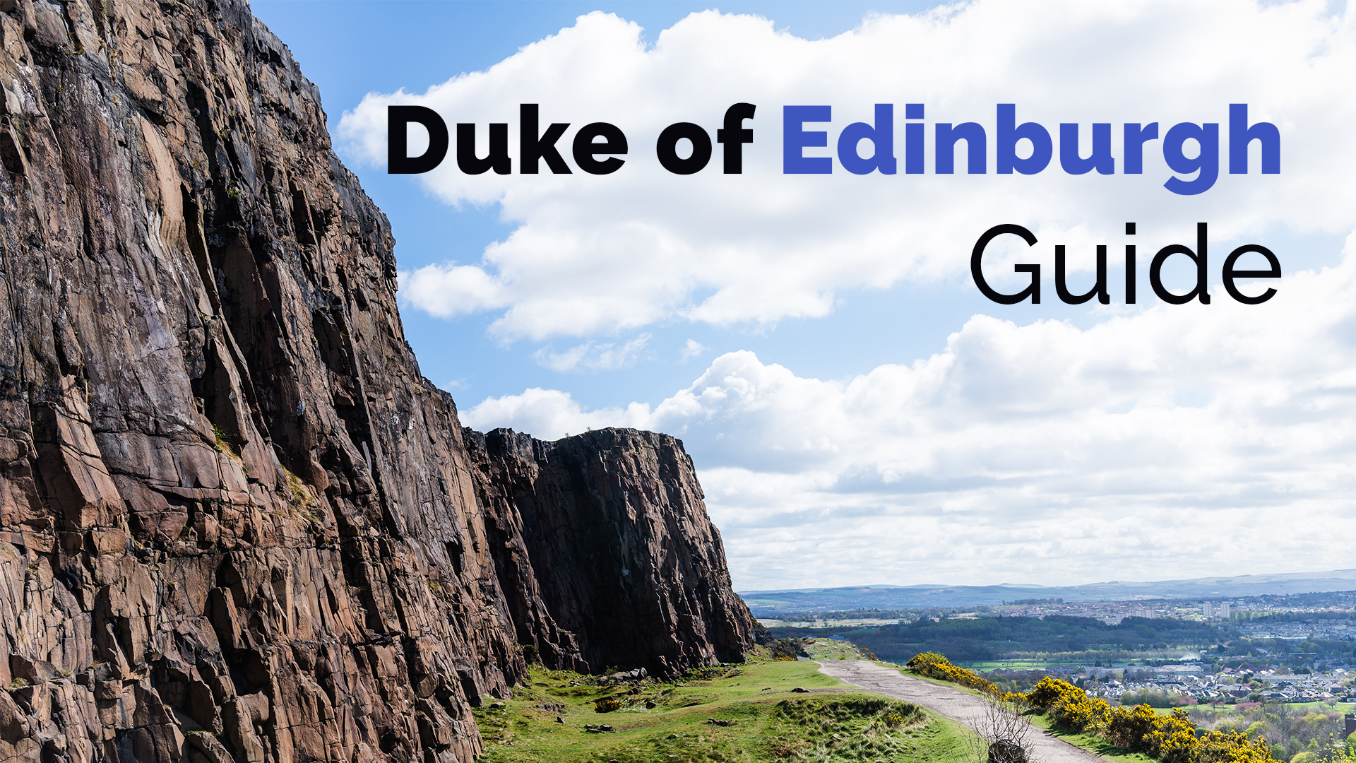 Duke of Edinburgh Guide