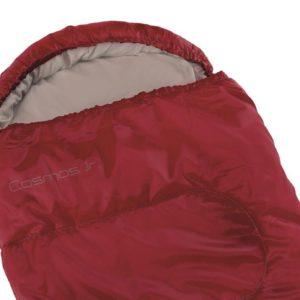 Easy Camp Cosmos Junior Sleeping Bag close up