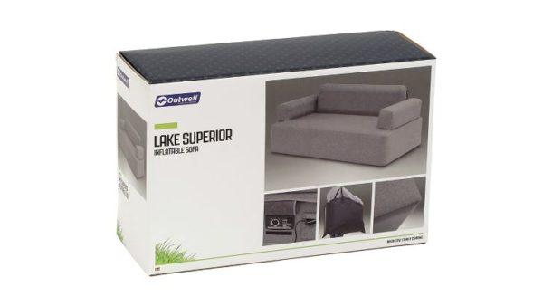 LAKE SUPERIOR INFLATABLE SOFA box